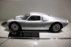 1964 Porsche 904 Carrera GTS Coupe.