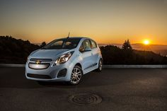 Chevrolet Spark EV dies a quiet death to make way for Bolt EV     - Roadshow Now that the Chevrolet Bolt EV is ramping up for a nationwide release its time to send Chevys previous electric car the Spark EV off to Electric Valhalla.  General Motors told The Detroit News that the final Spark EVs rolled off the assembly line last summer. The Bolt EV will take up the mantle replacing the compliance car with something available in all 50 states.  Enlarge Image  The sunset picture seemed like the…
