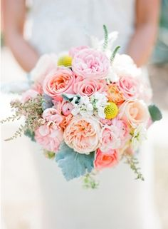 Stunning pink bouquet! Photo by Taylor Lord Photography. www.wedsociety.com #bouquets