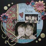Grandma & Me (or in my case. Mom-Mom!)