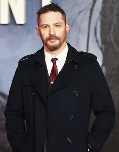 Tom Hardy attends the UK Premiere of 'The Revenant' at Empire Leicester Square | January 14, 2016 | London