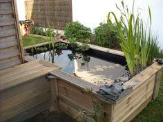 Le petit bassin hors-sol de Patrice_b. - Page 2 | diy | Pinterest ...