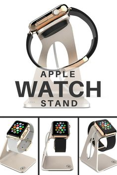 Minisuit does it again! Take a STAND and do the most righteous thing for your new Apple Watch!