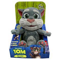 Talking Friends Talking Tom Animated Plush Toy with Talkback Talking Friends http://www.amazon.co.uk/dp/B0081X07J2/ref=cm_sw_r_pi_dp_yjulub0JP2JNT