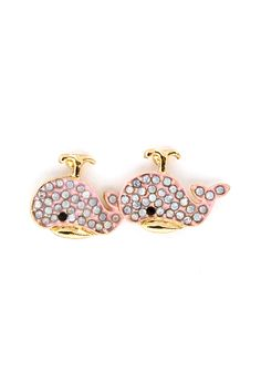 Beachy Peachy Earrings