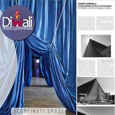 """""""Filiberto Sbardella, un uomo moderno, un artista contemporaneo"""" (n. XX, pp. 50-55). Diwali, Curtains, Home Decor, Artist, Trendy Tree, Fotografia, Blinds, Decoration Home, Room Decor"""
