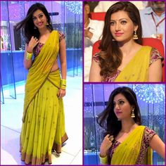 Hamsa Nandini Wearing a Shilpa Reddy Studio Lehenga at audio Launch