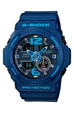 G-Shock Ana-Digi Chronograph Watch, 55mm available at #Nordstrom