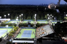 Lights are on for the 2015 US Open