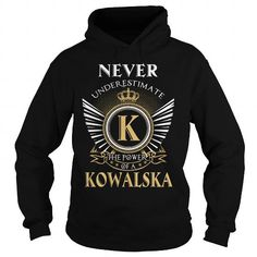 Last chance of KOWALSKA to have KOWALSKA T-shirts - Coupon 10% Off