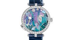Van Cleef & Arpels Lady Arpels Papillon Automate ($290,000)