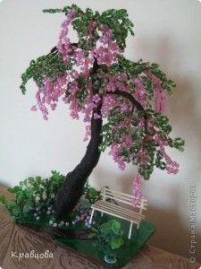 bonsai hecho de alambre - Buscar con Google