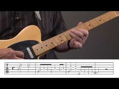 Country Guitar Lick Lesson - YouTube