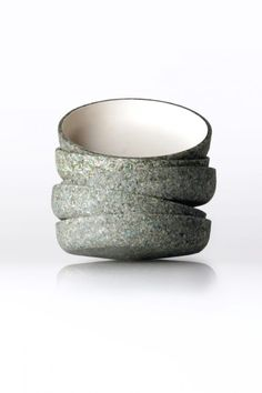 Money Bowls by Arthur Analts. - Money bowls reflect the thin borders between valuable and useless.