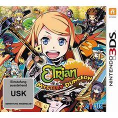 Etrian Mystery Dungeon  3DS in Rollenspiele RPG FSK 6, Spiele und Games in Online Shop http://Spiel.Zone