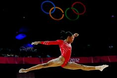 Gymnastics: Women's Team Final - Gabby and Team USA Goes for and Win GOLD #Team USA