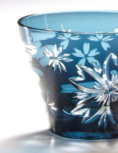 love this cup... beautiful blue