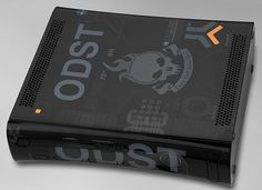 Halo 3: ODST-themed XBox 360