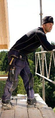 Corrib Fitters Trousers by Jobman Workwear