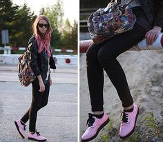 Crazy crazy (by Zuzanna W) http://lookbook.nu/look/3438109-Crazy-crazy
