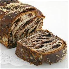 Chocolate Babka is a sweet, spongy cake traditionally served at Easter time in Poland. Sweet Bread Meat, Polish Easter, Babka Recipe, Better Butter, Chocolate Babka, Polish Recipes, Polish Food, Thing 1, Cooking Together