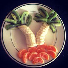 Fruit Palm tree. (Photo: me)