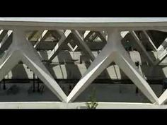 Satolas TGV by Santiago Calatrava 3
