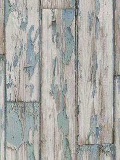 DecoratorsBest - Detail1 - CC W0050-3 - Peeling Planks WP - Mineral - Wallpaper - DecoratorsBest