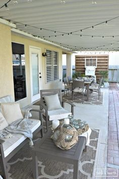 1000 Ideas About Patio Makeover On Pinterest Patio