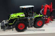 Neat image here of lego technic 42052, check it out if you want