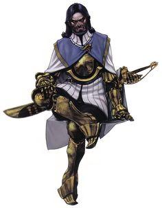 General Gismor | Drakengard 2 #Drakengard 2