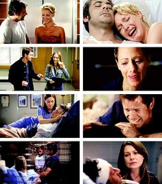 """""""You've never lost the love of your life. You have never cried over the body of the person you love most in this world.""""   -Amelia. (11x20)"""