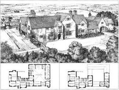 1905 – Coldicote, Worcestershire Architect: E. Guy Dawber 0006.jpg. Sadly, it's so small you can't actually see it.