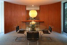 mid centurymodern, design, architecture, interiors | George Nelson Ball Lamp