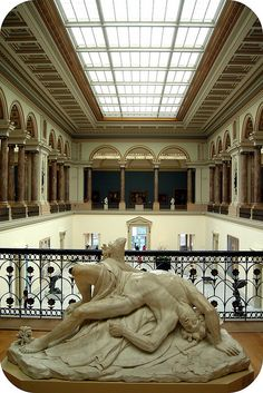 Royal Museum of Fine Arts in Brussels