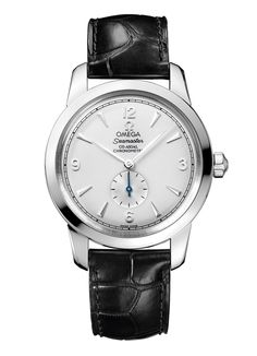 The OMEGA Seamaster 1948 limited edition - the last time the games were in London in 1948 OMEGA were official timekeepers then.