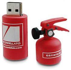 USB extinguisher