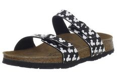 Mickey Mouse Birki's Birkenstock Sandals #musthave #disney #touringshoes #happylittlefeet