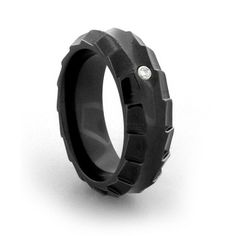 beautiful black titanium black diamond rings for men don ut care for diamonds and i - Badass Wedding Rings