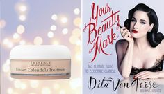 Burlesque Dita Von Teese Reveals In Beauty Book Why Her Dry Skin Craves Éminence