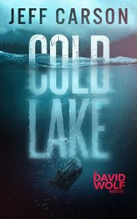 Cold Lake designed by Damonza.com | JF: Stunningly effective, with every element helping to communicate the tone and promise of the story inside. ★