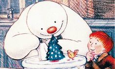 What's the best Christmas reading for children? Christmas Mood, The Night Before Christmas, Father Christmas, A Christmas Story, Christmas Design, Christmas Projects, Christmas Ideas, Xmas, Snowman And The Snowdog