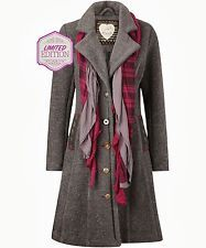 JOE BROWNS BOUTIQUE COAT AND SCARF BNWT