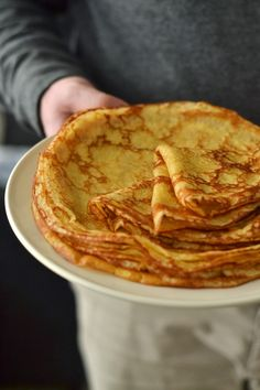 1000 images about recettes gaufres et cr pes on pinterest waffles waffl - Pate a crepes tupperware ...
