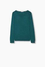 Zachte, fijngebreide basic trui