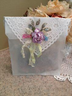 Altered Glassine Bag