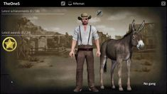 Bloody West Infamous Legends GAMEplay - Bloody West Infamous Legends is a Free Android Strategy Management Mobile Multiplayer Game where you conquer the Wild West