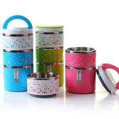 New-Lunch-Box-Case-Stainless-Steel-Insulated-Tiffin-BoxFood-Container-Bento-Box