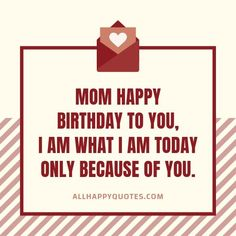 Funny and Sweet Happy Birthday Wishes for Mother and Mother in Law. Beautiful Birthday Wishes for Mom with cards and letters. Birthday Wishes For Mother, Beautiful Birthday Wishes, Happy Birthday Wishes, Letters, Funny, Cards, Birthday Wishes For Mom, Happy Bday Wishes, Letter