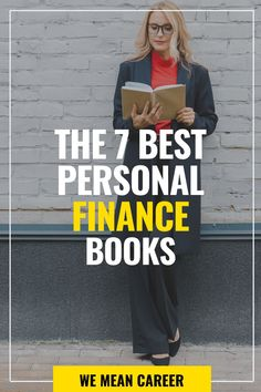 Wondering how to make ends meet and reduce your debt? Does talking or even thinking about personal finances feel terrifying? It doesn't have to, and pushing past your fear is the only way to reach and maintain financial freedom. Start today, and check out our list of 7 personal finance books that will change your way of life—permanently. #financebooks #personalfinancebooks #bestfinancebooks #financebookstoread #personalfinances #howtosavemoney Books To Read In Your 20s, Books To Read For Women, Total Money Makeover, Personal Development Books, Finance Books, Managing Money, Money Management, Debt, Personal Finance